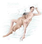 Mystrade- You're mine! by RedPassion