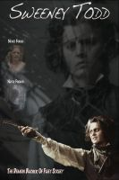 Sweeney Todd Poster Entry by Zelly-Graywords