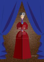 Lady Tremaine by AmadeuxWay