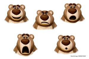 Lotso Expression designs by danielarriaga