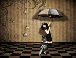 It can't rain all the time by Lelaihah