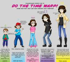 DO THE TIME WARPUU by lordmegi