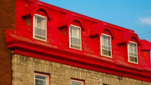 Red gables by TortueBulle