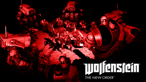 Wolfenstein the New order  by Dimitri9511