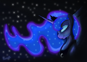 [Gift] The Queen of the Night by Ressetkk