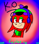 Kaylee the Echidna by Astronovi