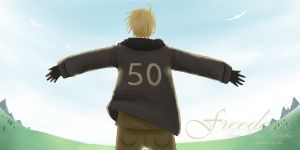 APH - .:FREEDOM:. by adventmaromaro