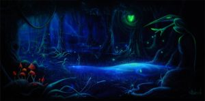 dark tales of the forest by nikoxil