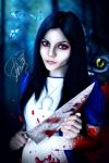 Alice in Murderland. :D by VictoriaCeles