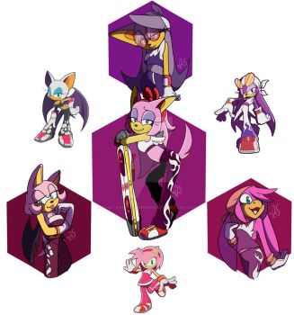 Hexafusion | Pretty in Pink (and purple) by that-rae-of-sunshine