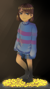 frisk by may10216