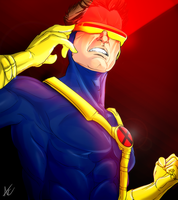 Cyclops by Scribbletati