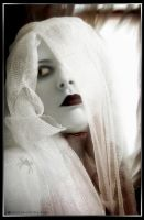 Lady in White by devilmarquis