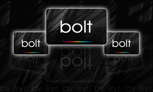 BOLT icons by iKyr