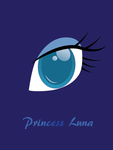 Princess Luna Poster by leogal