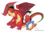 American Dragon: Jake Long by ashkey