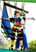 Kingdom Hearts 2 - Titanic by RoteMamba