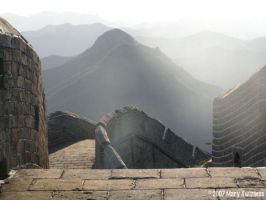 Great Wall by MaryKwizness