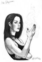 Flame on, girl.. by Arioanindito