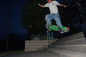 Nollie. by Cryis