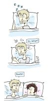 DW: In Bed by weallscream4icecream