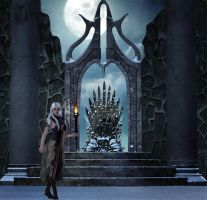 House of the Undying by DigiCuriosityDesigns