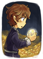 The Arkenstone, Found by piyostoria