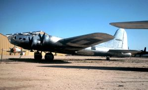 B-17G at PCAM by F16CrewChief