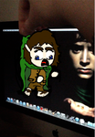 .:Give Me My Damn Frodo! Redo:. by WrappedUpFrodo