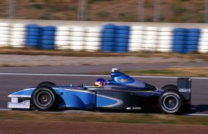 Jacques Villeneuve (Spain Pre-Season Test 1999) by F1-history