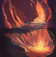 Color Thumbnails - Interior by kafkin