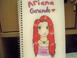 Ariana Grande by Shelby100