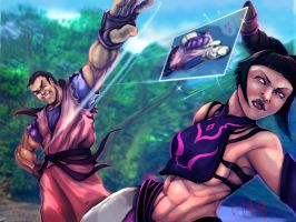 Dan vs Juri by Ky2
