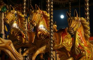 Carousel by Moonlight. by nectar666