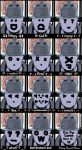 Rorschach's Expressions by LokoRock