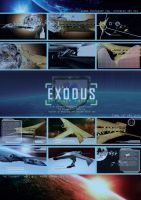 Project Exodus Cover by ManticoreEX