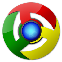 Google Chrome Custom Icon by TedFourSeventeen