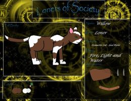 Casters of Society - Willow by melfurny