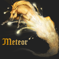 Meteor by BUGHS-22