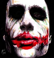 Coringa - Joker by gleidsonaraujo