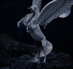 The White Angel by Bumble-Bee-Bree