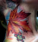 maple leaf by tat2istcecil