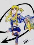 Fairy Tail Lucy Heartfilia by dulest9494