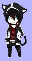 Single Neko Boy Adopt 2 by Nascimur
