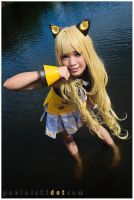 Vocaloid Cosplay Contest - #129 Michiko Orohama by miccostumes