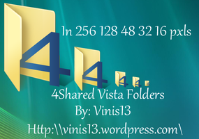 4Shared Vista Folder by Vinis13