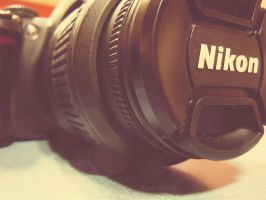 Nikon D3100 by KyraTeppelin