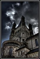 Grosser St. Martin by andreasbf