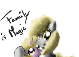 Family is Magic by JuBrony