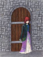 Door colored by madteaparty